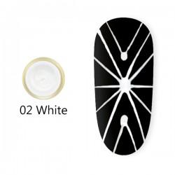 Spider Gel 8 ml – 02 White