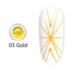Spider Gel 8 ml – 03 Gold