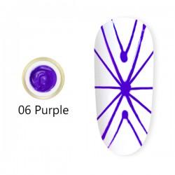 Spider Gel 8 ml – 06 Purple