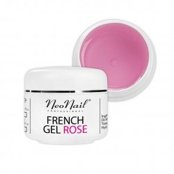 FRENCH GEL Rose -15 ml