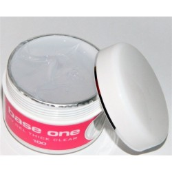BASE ONE THICK CLEAR 100G