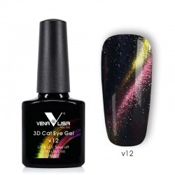 3D Cat Eye Gel Polish 7,5...
